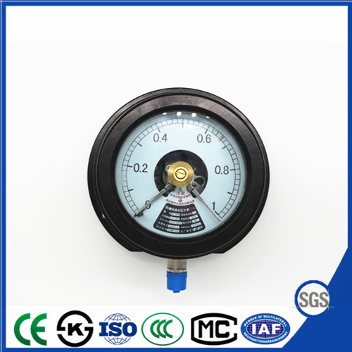 Yjtx Explosion Proof Electric Contact Pressure Gauge with High Quality pictures & photos
