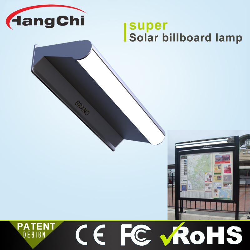 Hot Item Integrated Solar Led Billboard Light Outdoor Sign Lighting