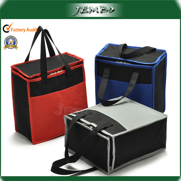 Outdoor Oxford Cloth Fashion Tote Picnic Cool Bag