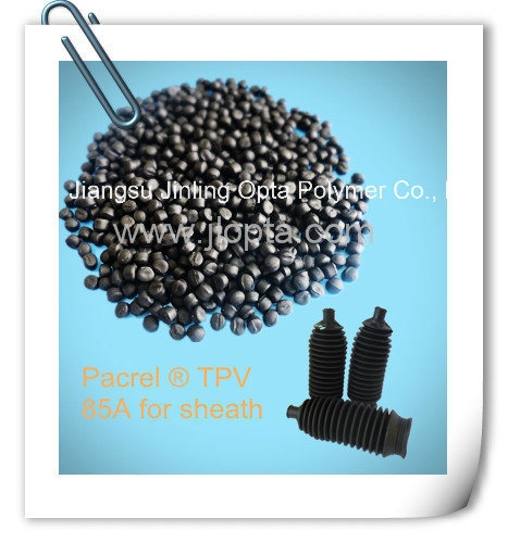 Thermoplastic Polyolefin Elastomer for Blow Molding