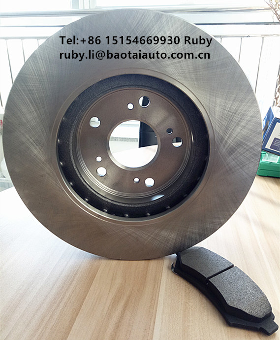 Brake Disc 43512-26040 for Toyota Hiace pictures & photos