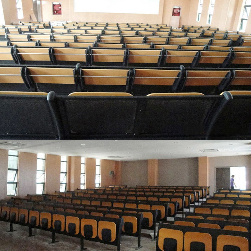 Tables and Chairs for Students, School Chair, Student Chair, School Furniture, Mesh Chair Amphitheater Chair, Training Chair, Ladder Chairs (R-6232)