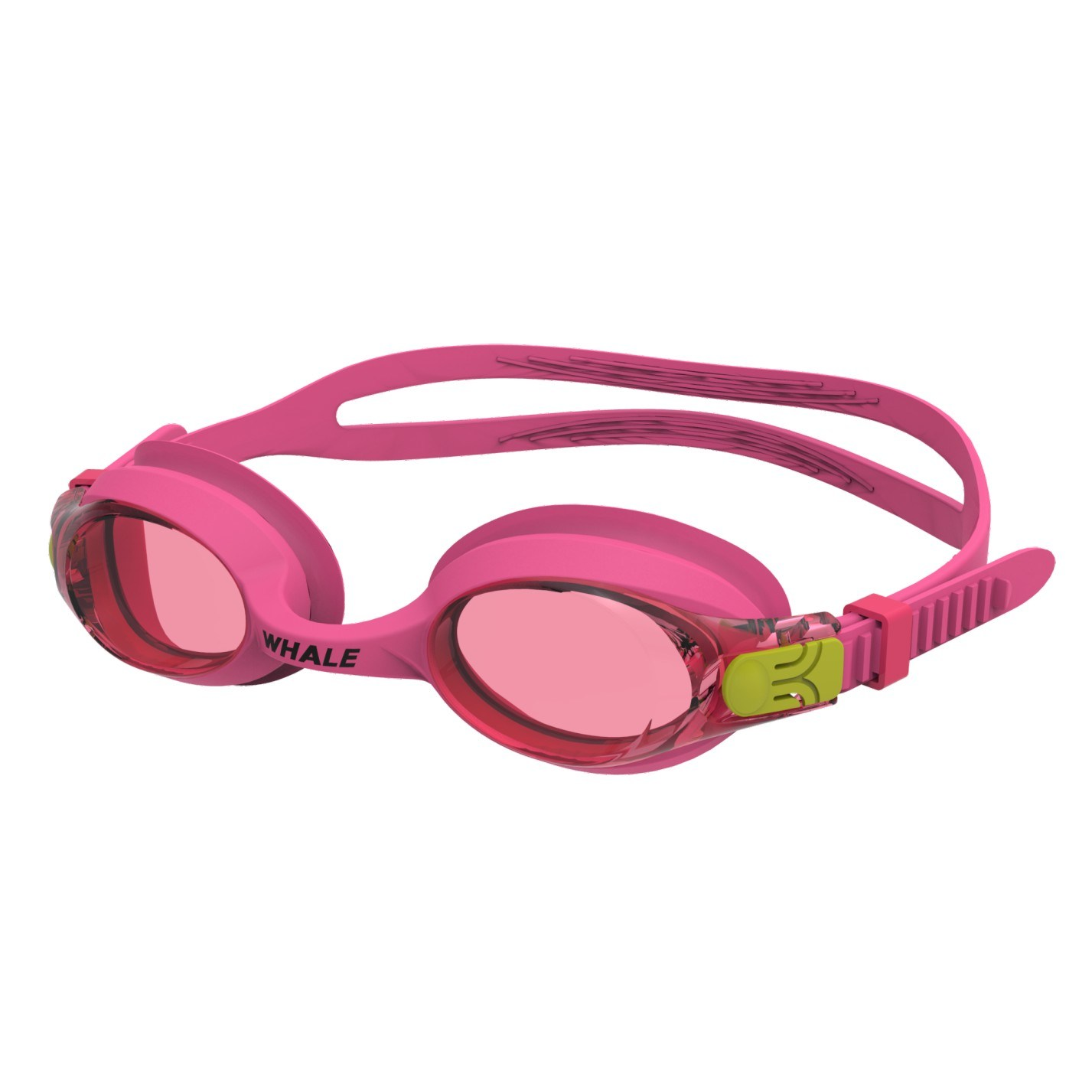 Funny Lovely CE Kids Swimming Glasses with UV and Anti Fog (CF-8001)