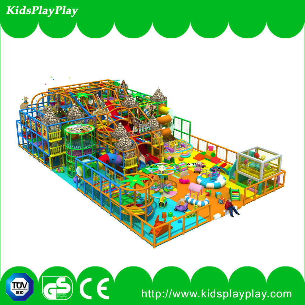 Hot Selling Commercial Used Kids Soft Indoor Playground for Sale