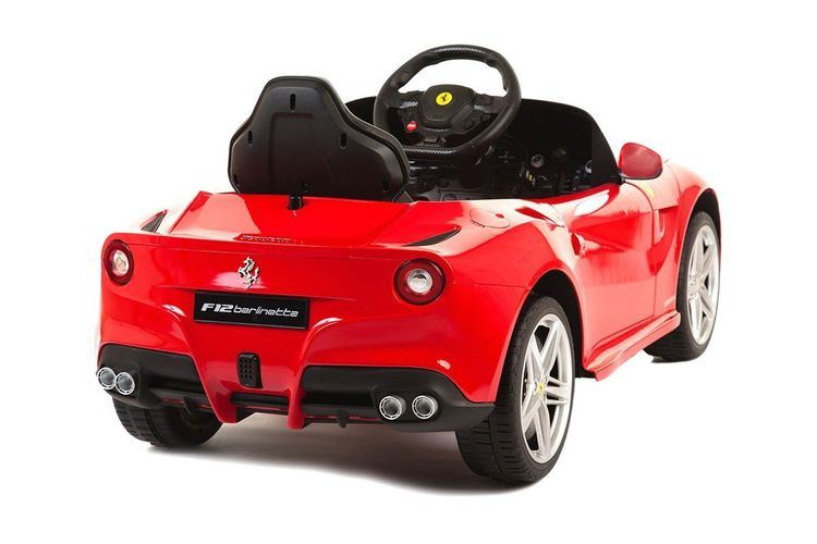 81900-Electric Children′s Battery Powered Under Licensed Ride on Car with (Red) RC Remote Control Radio Car pictures & photos