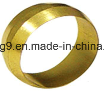 Brass Pipe Fitting Brass Sleeve pictures & photos