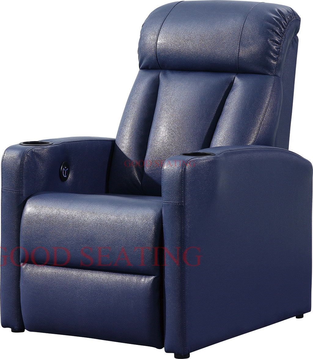 Seating Luxury Leather Theater Sofa