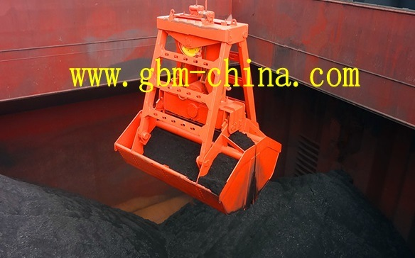 Grab in Marine Crane pictures & photos