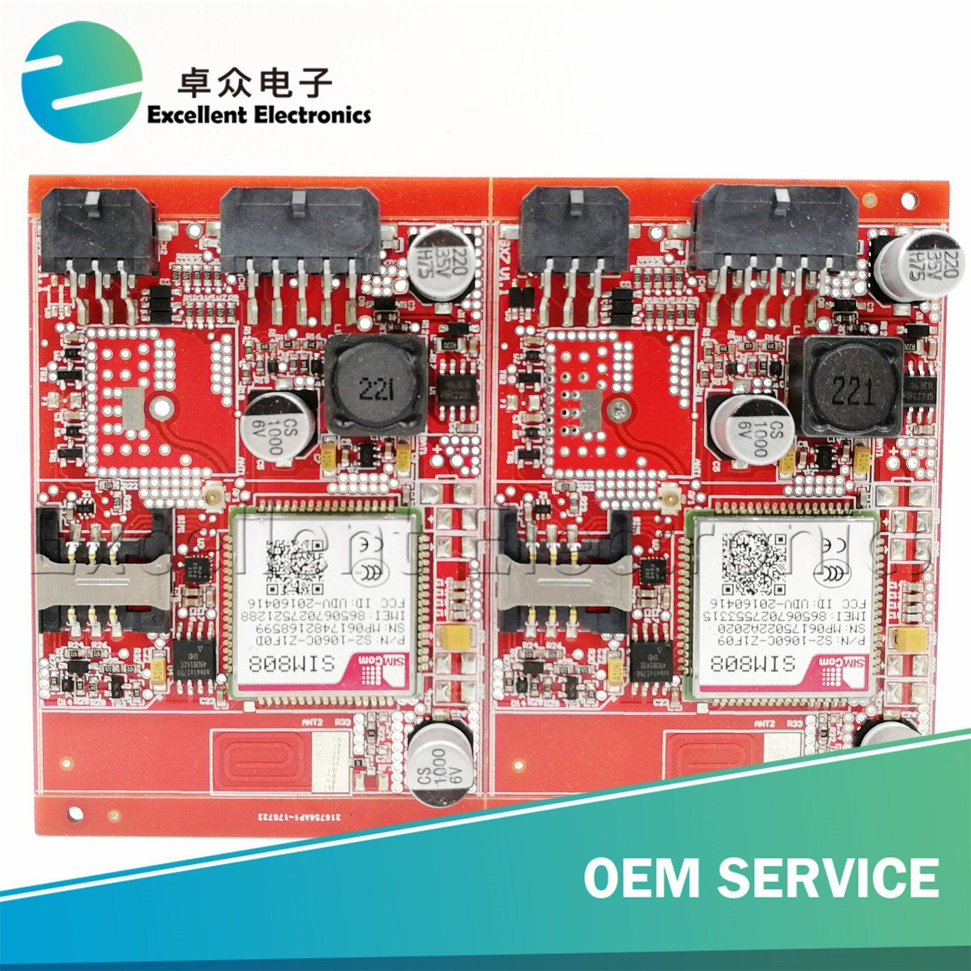 Wholesale Oem Pcba Buy Reliable From Wholesalers Smt Pcb Assembly Odm Printed Circuit Board Service China Manufacturing Shenzhen One Stop