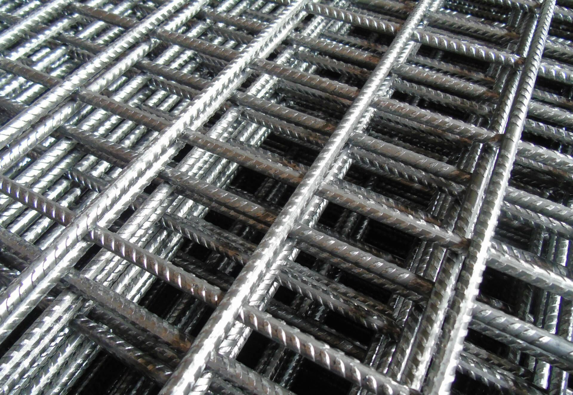 China Steel Concrete Reinforcement Brc