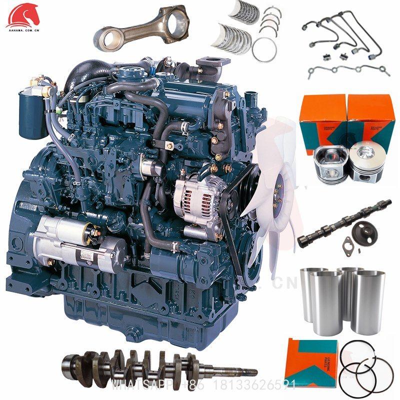 [Hot Item] Kubota V2203 Diesel Engine Spare Parts