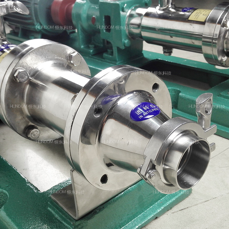 Industry Wastewater Treatment Pump Progressing Cavity Pump pictures & photos