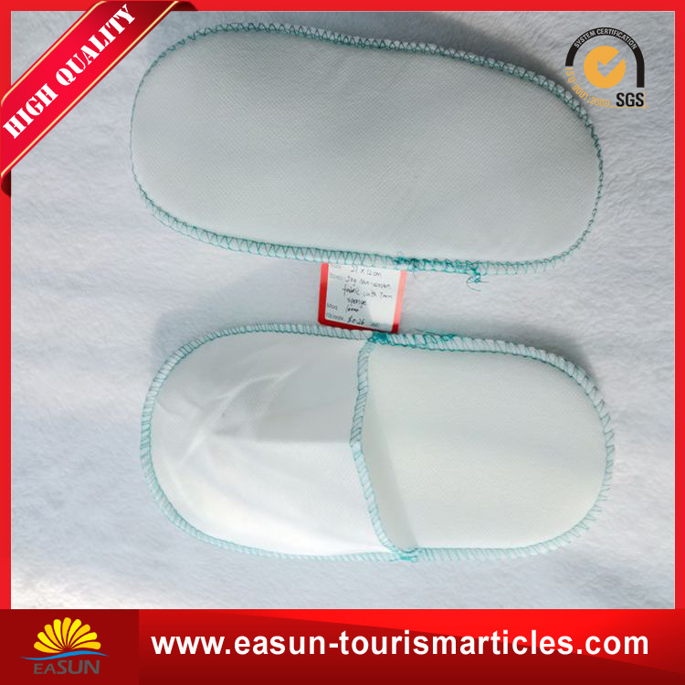 Disposable EVA Non Woven Slippers for Airplane