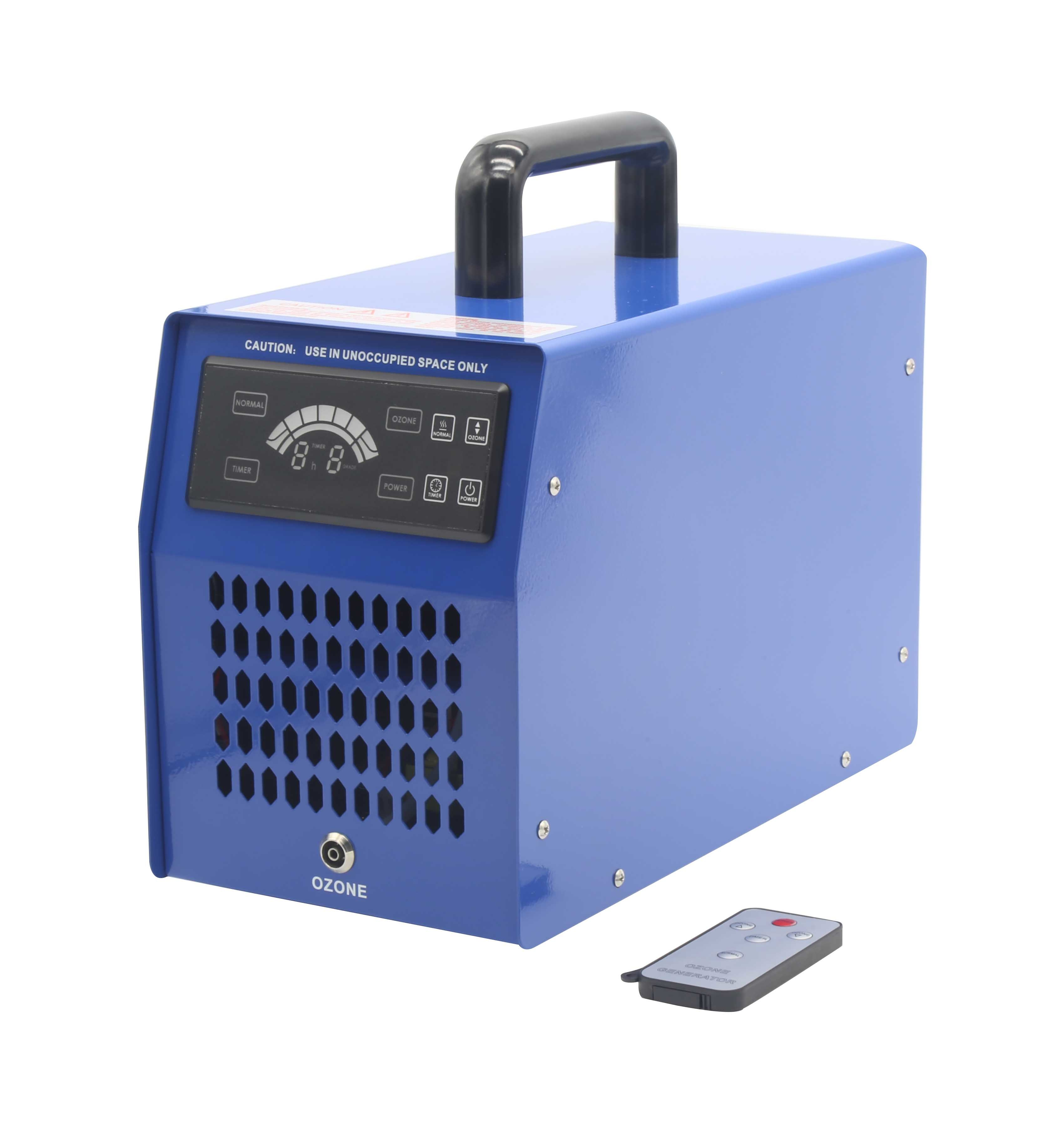 2015 Digital Water Ozone Generator with Remote Control