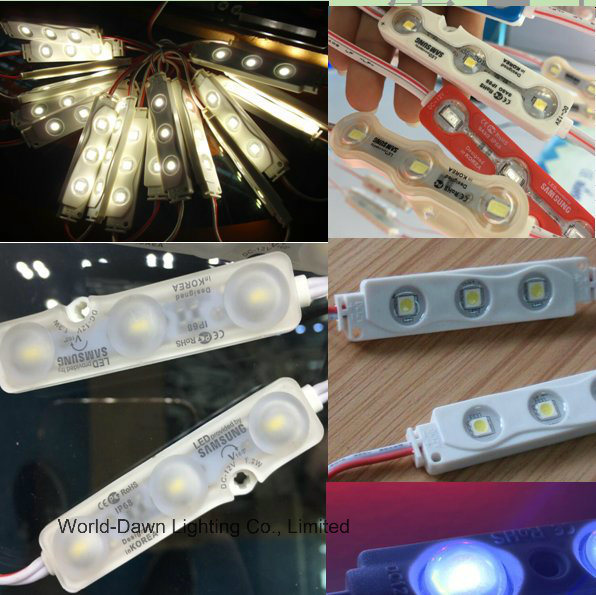 2 Years Warranty SMD5054 IP65 LED Module with Ce & RoHS Certificates pictures & photos