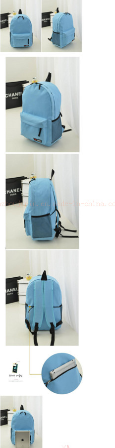 OEM Hot Sale Leisure Nylon Promotional Children Packsack School Bag pictures & photos