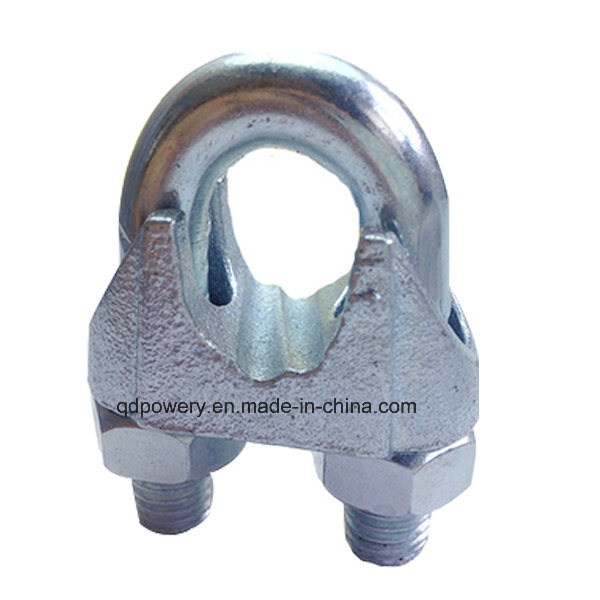 Hot DIP Galvanized Wire Rope Clips pictures & photos