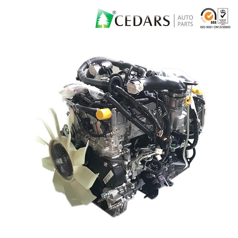 [Hot Item] OE Complete Engine for Isuzu 4jj1