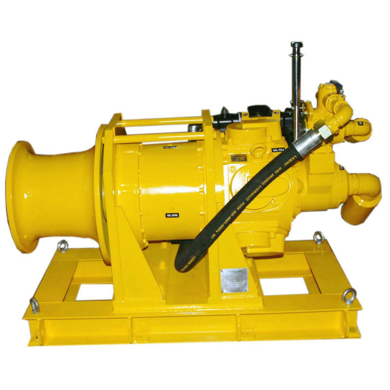 Piston Air Winch pictures & photos