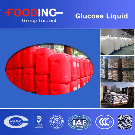 De 50-55 Liquid Glucose Glucose Syrup on Sale