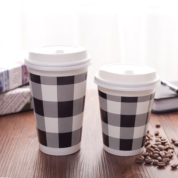 Double Wall Hot Paper Coffee Cup pictures & photos