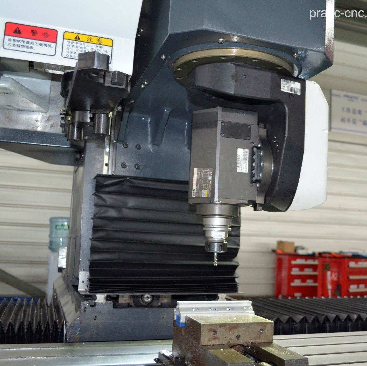 CNC Aluminum Profile Milling Machine -Pratic Pyb Series pictures & photos