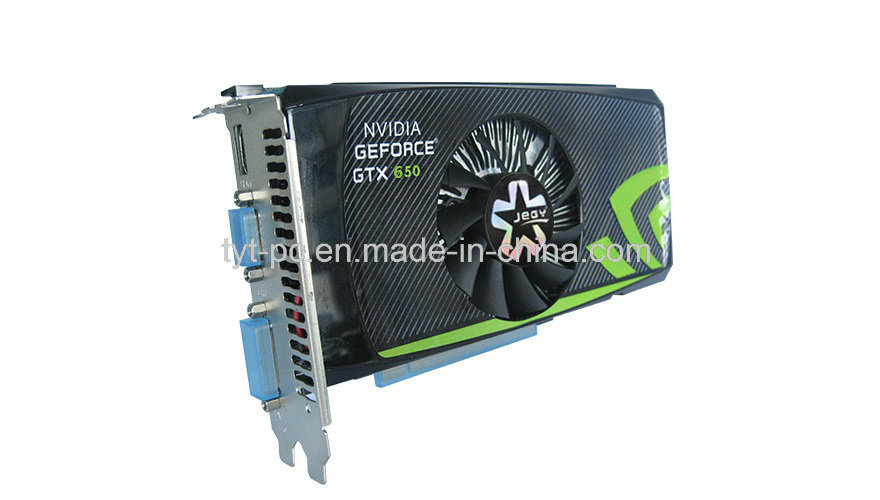 2017 Hot Sales Good Quality Manufacturer Nvidia Geforce Graphic Card Gtx650 Ti VGA Card