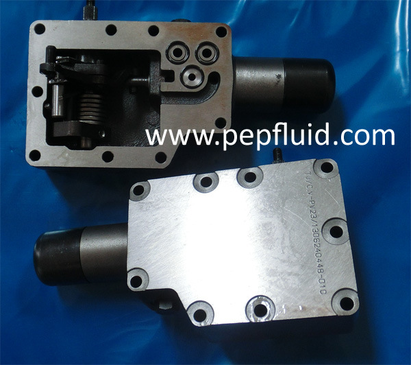Replacement Hydraulic Valve for Sauer PV21, PV22, PV23 Hydraulic Pump Control Valve