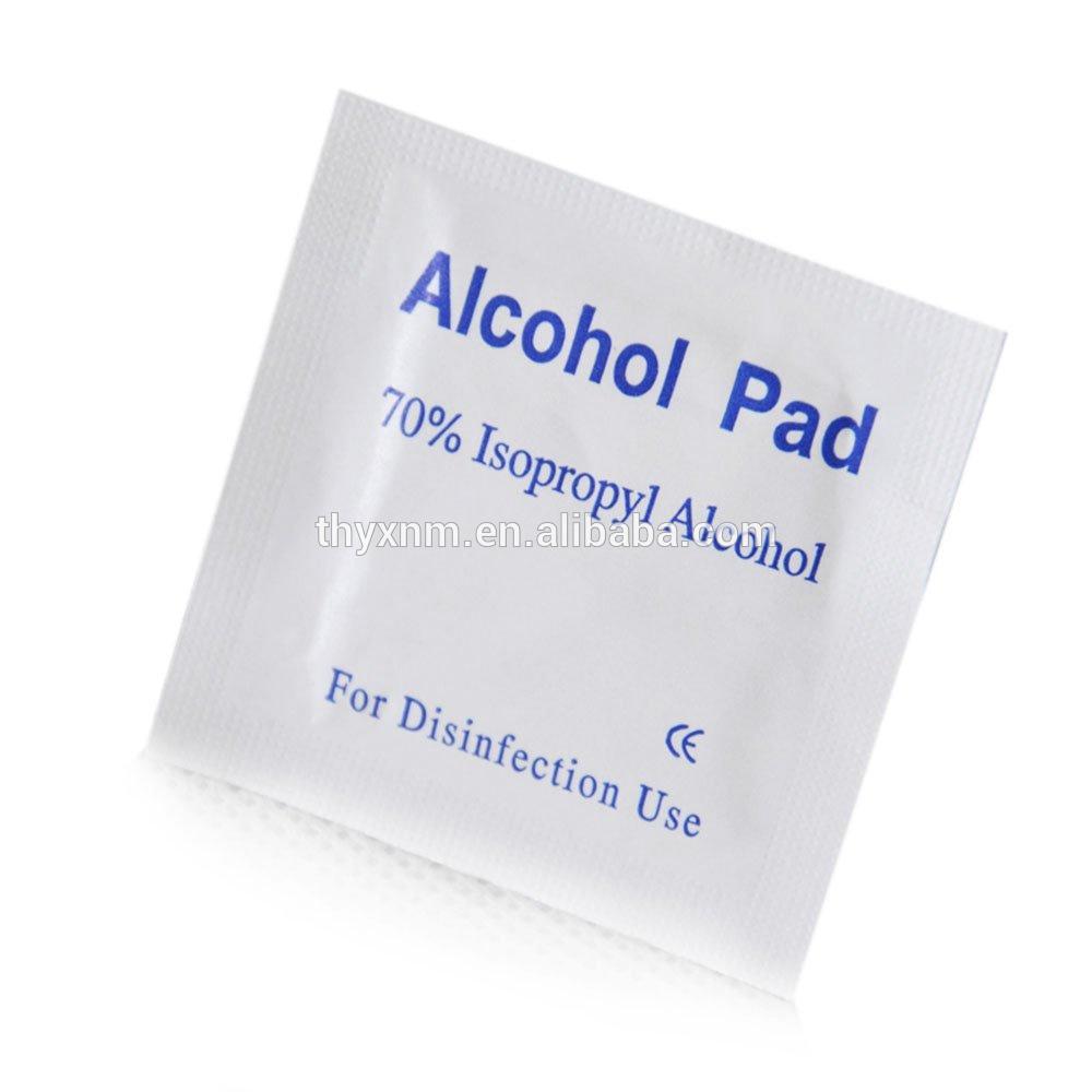 [Hot Item] Wholesale OEM Medical Grade 70% Isopropyl Alcohol Pad
