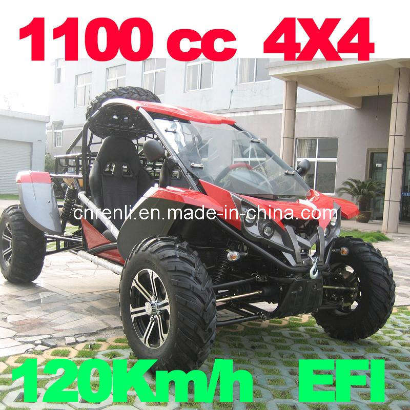 [Hot Item] Buggy 1100CC 4x4 Chery Engine 68HP