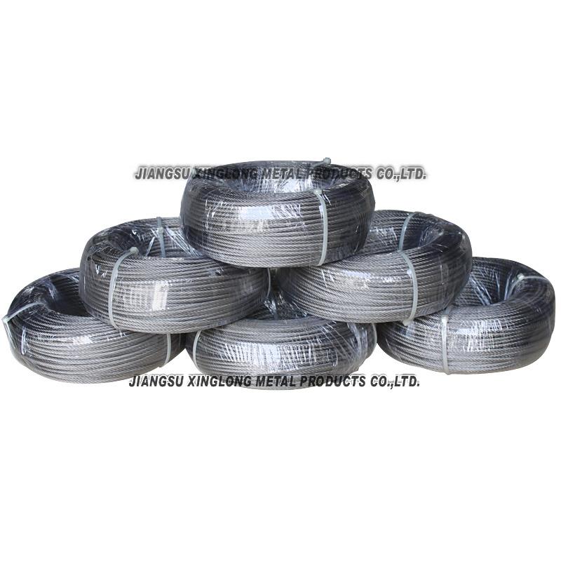 China galvanized Steel Wire Rope (7x19-3.18) - China Steel Wire Rope ...