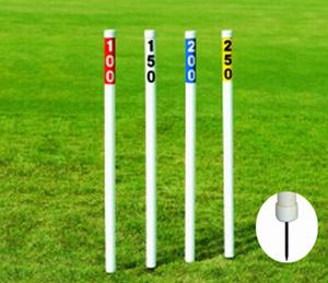 China Golf Distance Yardage Marker Golf Hazard Ob Stake China Golf Distance Marker And Golf Distance Yardage Price