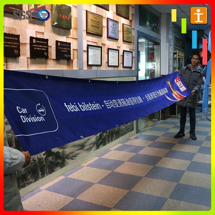 Thermal Transfer Large Display Banner for Outdoor Events