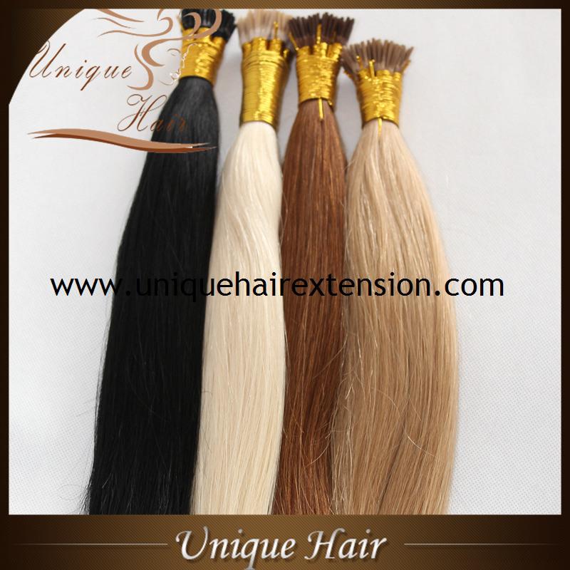China Italian Keratin Fusion 100 Remy Human Hair Extension China