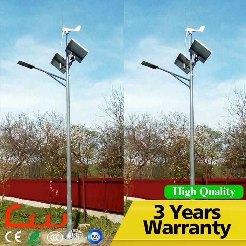 China Hi Q Ip65 Wind Solar Hybrid Led