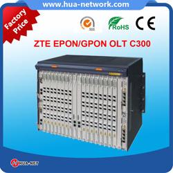 [Hot Item] Hot Selling FTTH Solution Zte Gpon Olt Zte Hutq Zte Zxa10 C300  Gpon Olt Zte