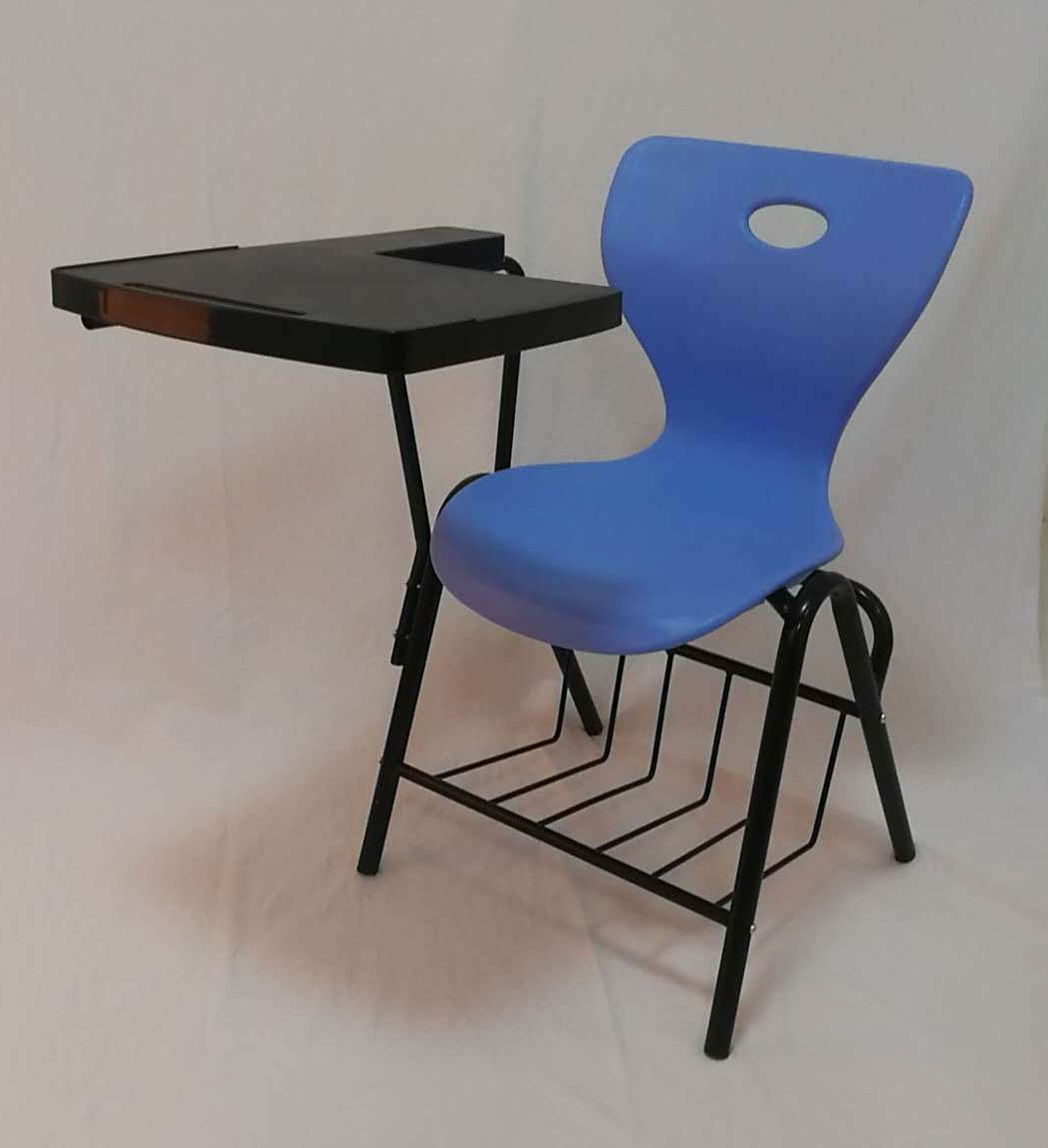 Brilliant Hot Item Training Chair With Table Pp Chair With Tablet Arm Pad Tablet Folding Plastic Chairs Fec844A Pdpeps Interior Chair Design Pdpepsorg