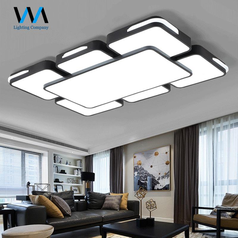 China Rectangle Ceiling Lamp Led Modern