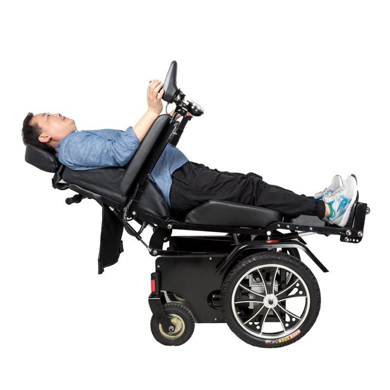 Phenomenal China Height Adjustable Seat Power Standing Wheelchair Machost Co Dining Chair Design Ideas Machostcouk