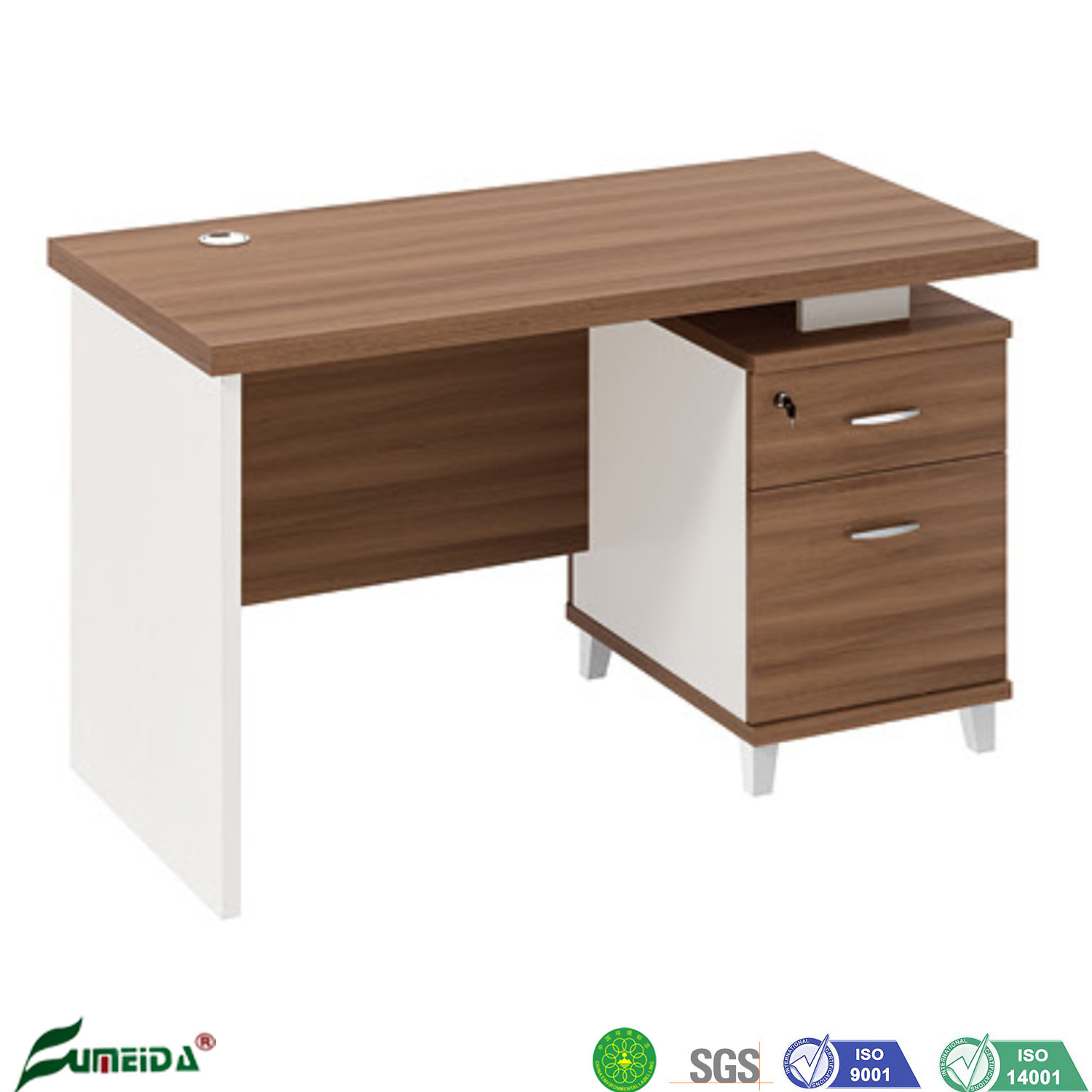 China Modern Small Office Table Design Staff Office Working Standing Computer Table China Table Computer Table