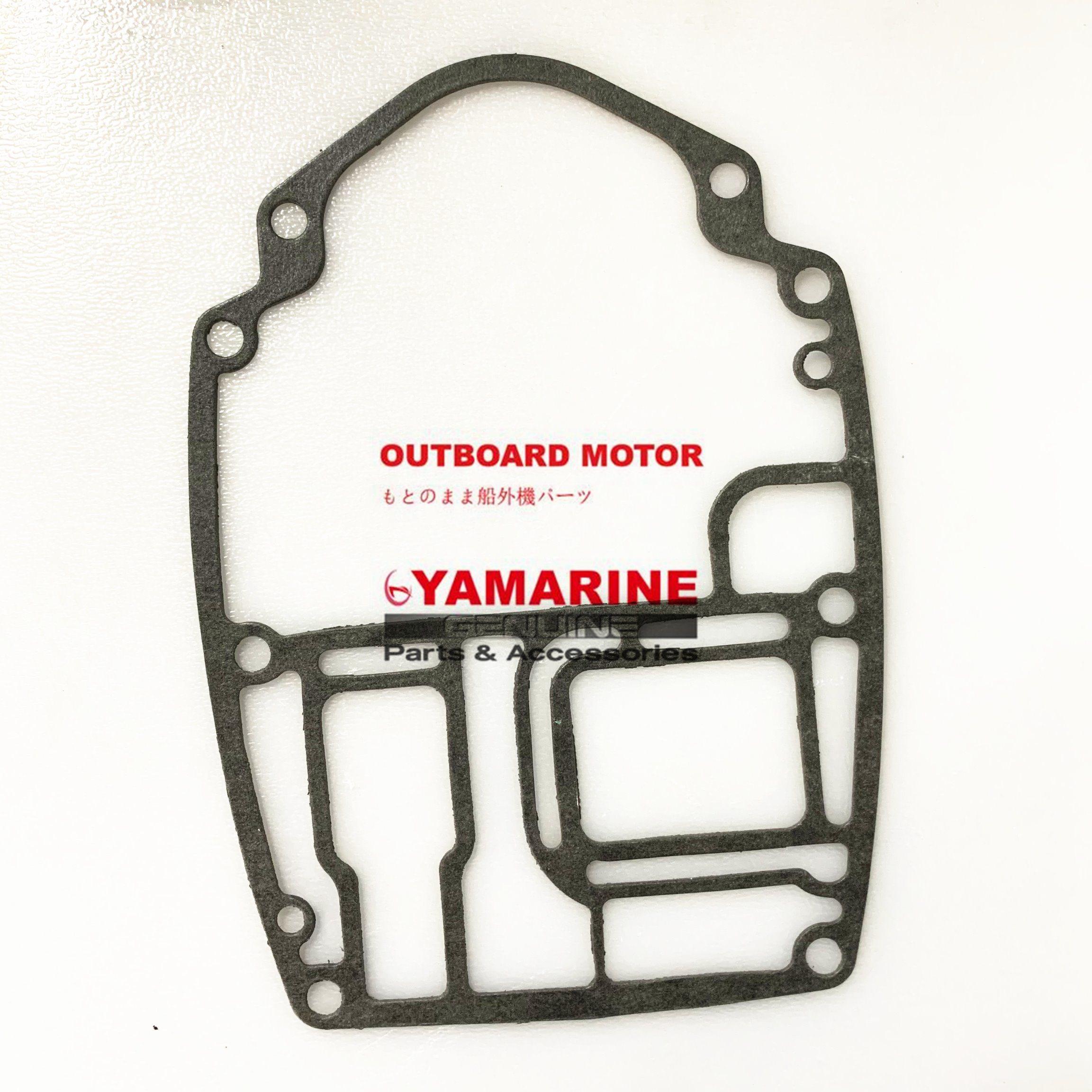 Boat Motor 63V-45113-A1 Upper Casing Gasket for Yamaha 2-Stroke 9.9hp 15hp