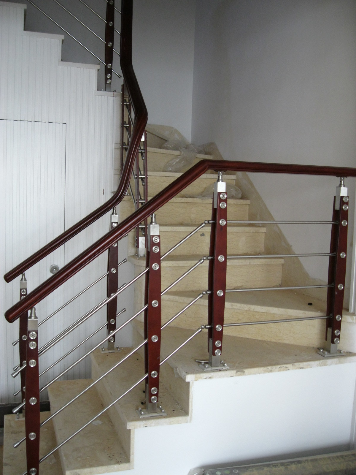 Incroyable New Modern House Design Wholesale Staircase Stair Removable Cheap Handrail