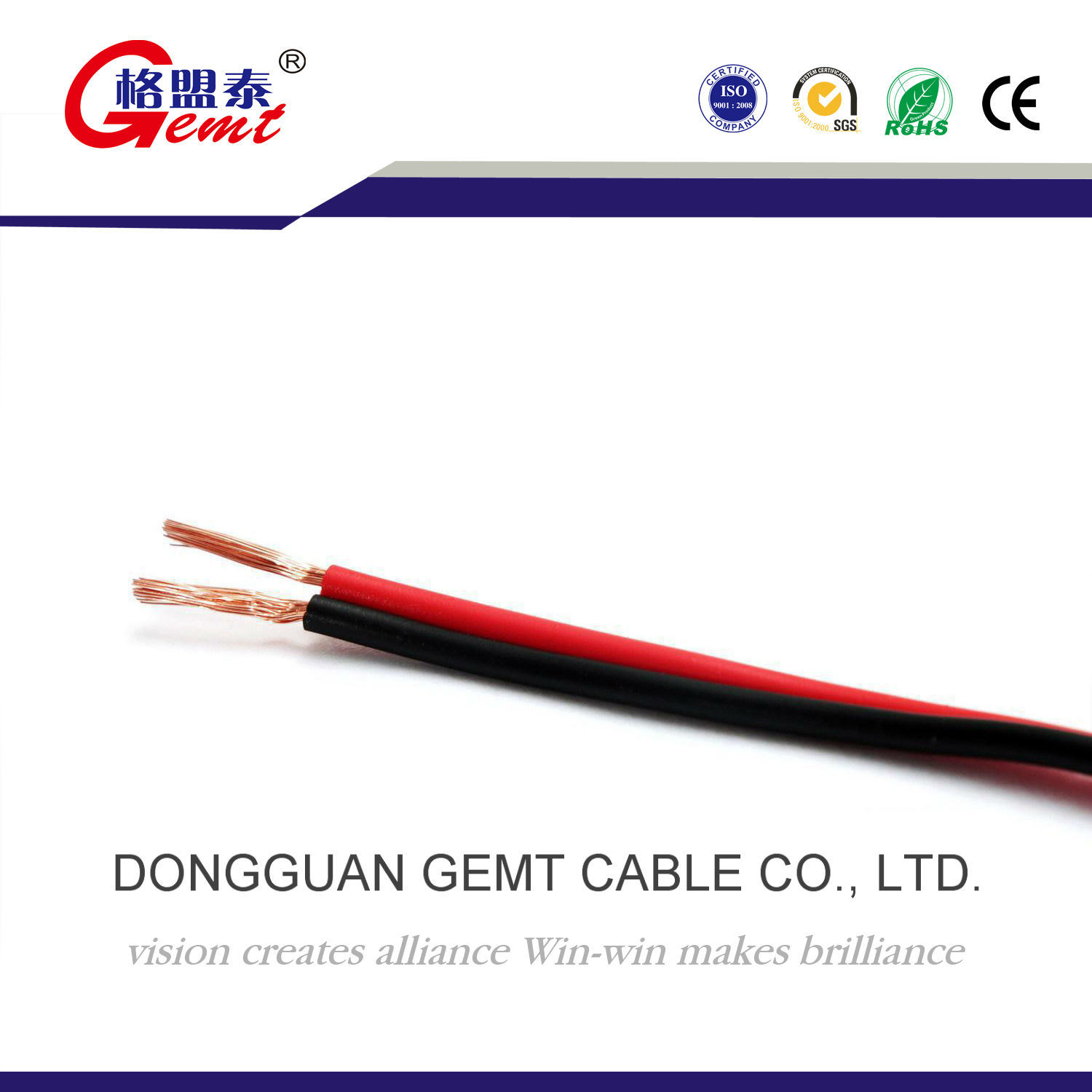 China Car/Auto Audio CCA Power Wire Cable - China Car Cable, Auto Cable