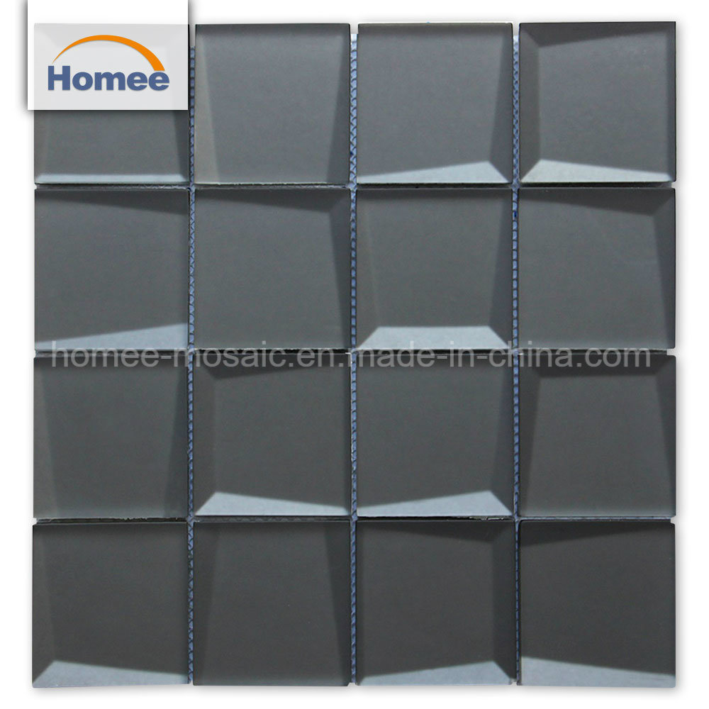 Hot Item Decorative Kitchen Glass Mosaic Tile For Bathroom Wall