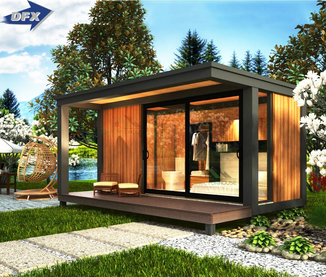 Modern Shipping Container Home [hot item] luxury modern design low cost shipping container homes for sale