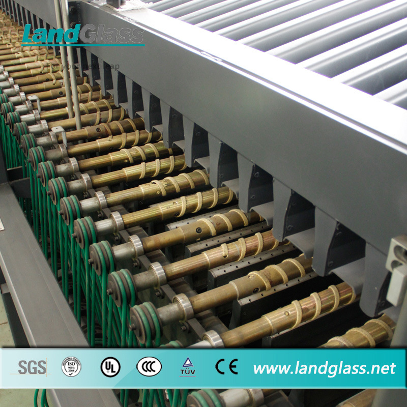 Landglass Flat Glass Tempering Furnace Machine pictures & photos