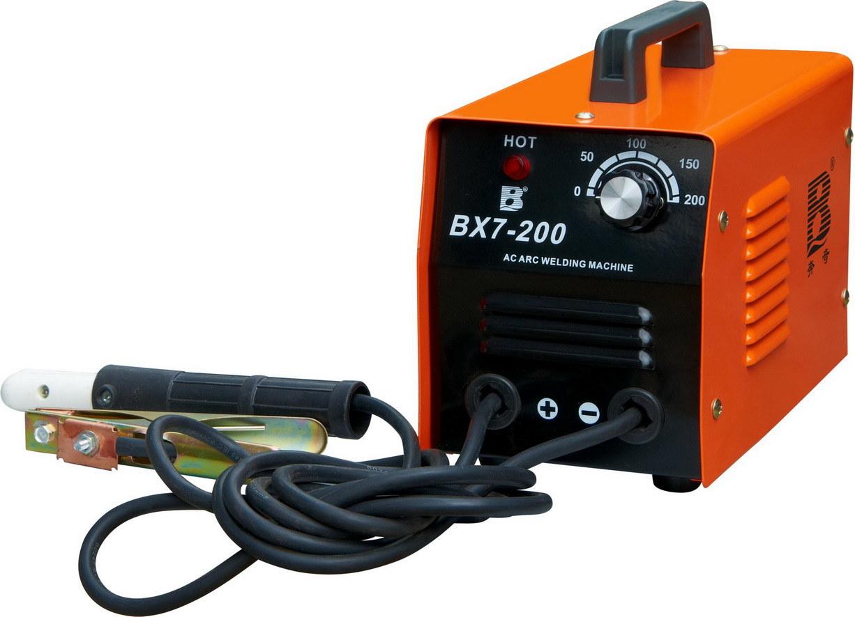 China Bx7 AC Arc Welding Machine (BX7-200) - China AC ...