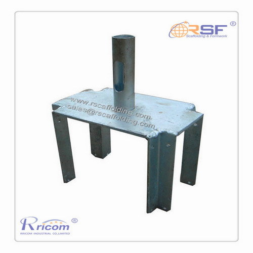 Construction Adjustable Beam Support Scaffolding Forkhead
