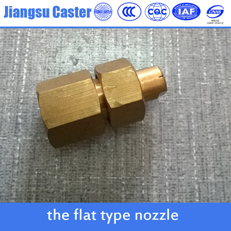 Wholesale High Quality Nozzle The Flat Type Nozzle pictures & photos
