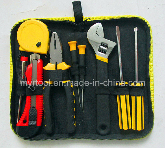 Best Selling 9PCS Professional Promotional Tool Kit (FY1409B) pictures & photos